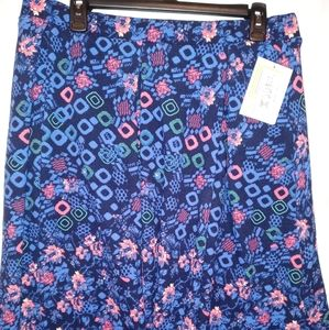 Rare NWT LulaRoe Madison Skirt